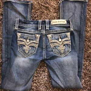 Bootcut Rock Revival jeans